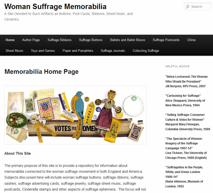 Womens Suffrage Essay